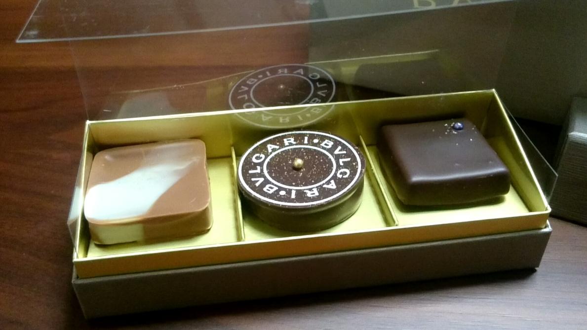 more photos ef23d 8f1f7 一粒の幸せ。銀座で買いたいご褒美チョコレート 15選 ちくわ。