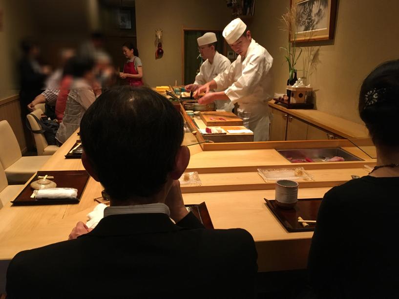鮨 石島 - 新富町/寿司 [食べログ]