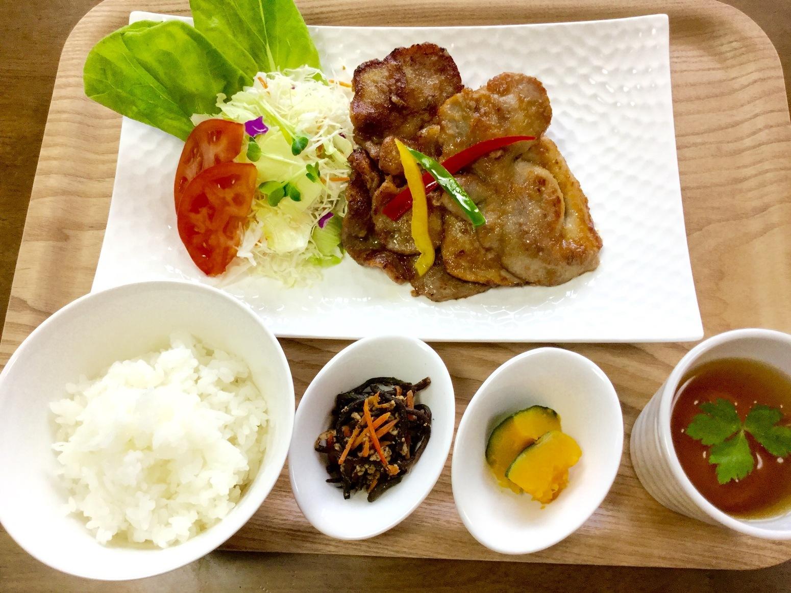 三ノ輪mama菜ランチ