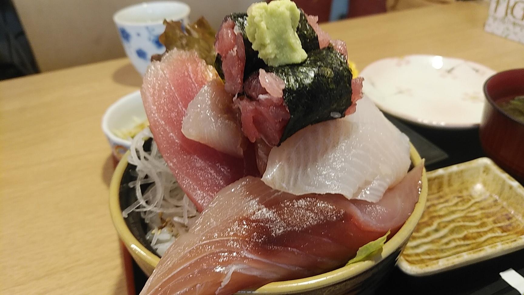 清鮨(寿司・海鮮丼・盛岡市)