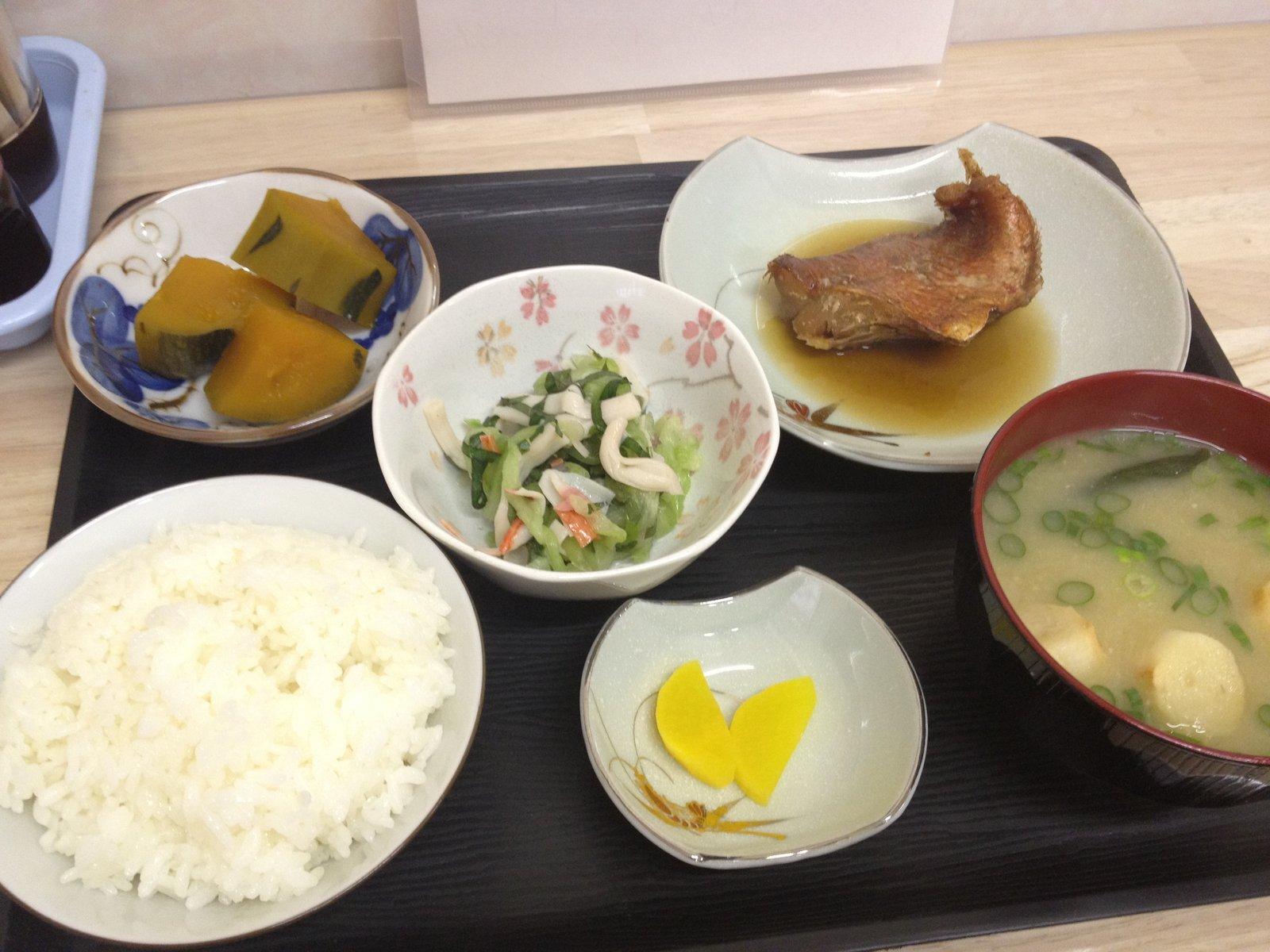 和食のワンコインランチ
