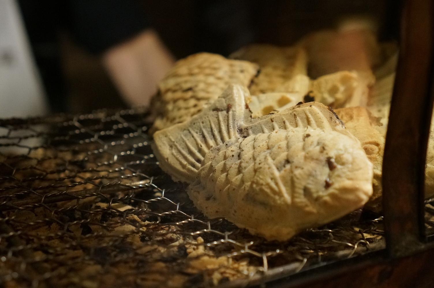 「元祖!東京鯛焼き名店味比べマラニック23km」の画像