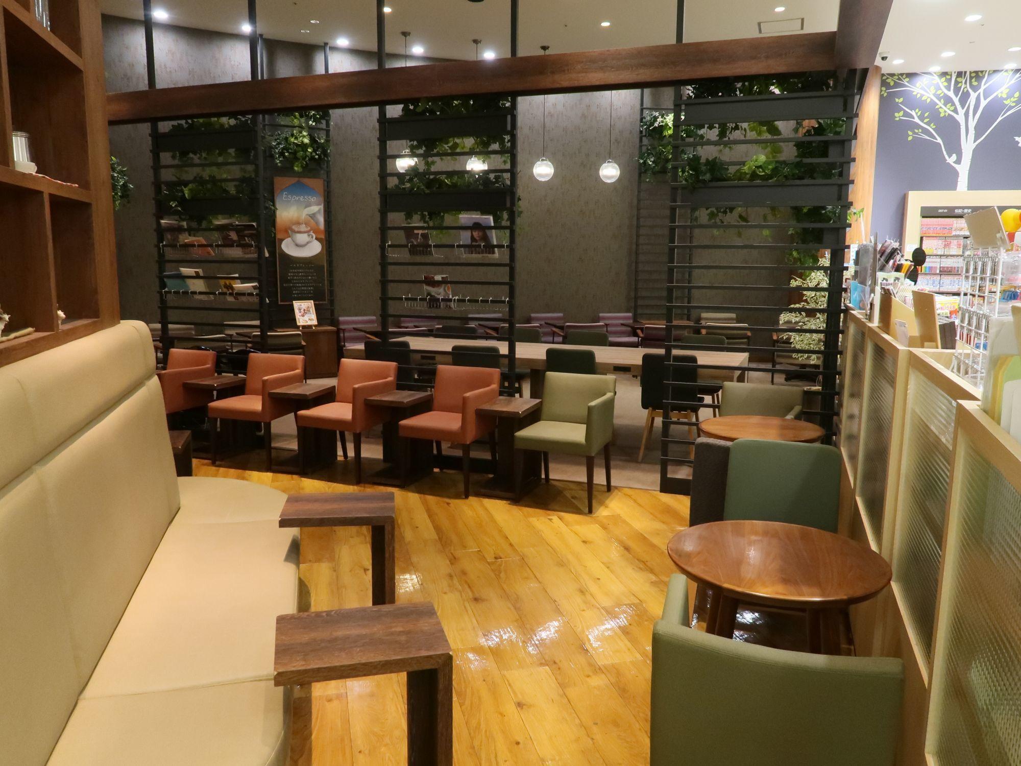 カフェ 武蔵 小杉