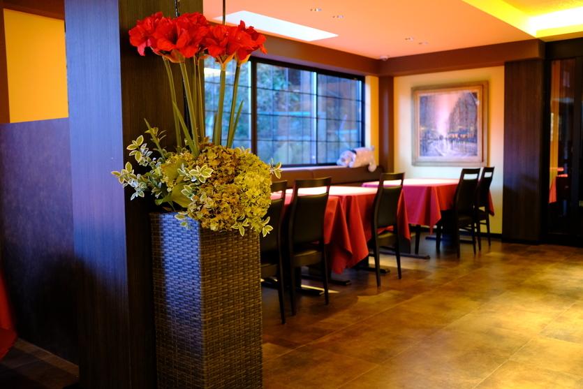 ホテル箱根テラス カフェ&ダイニング クレソン