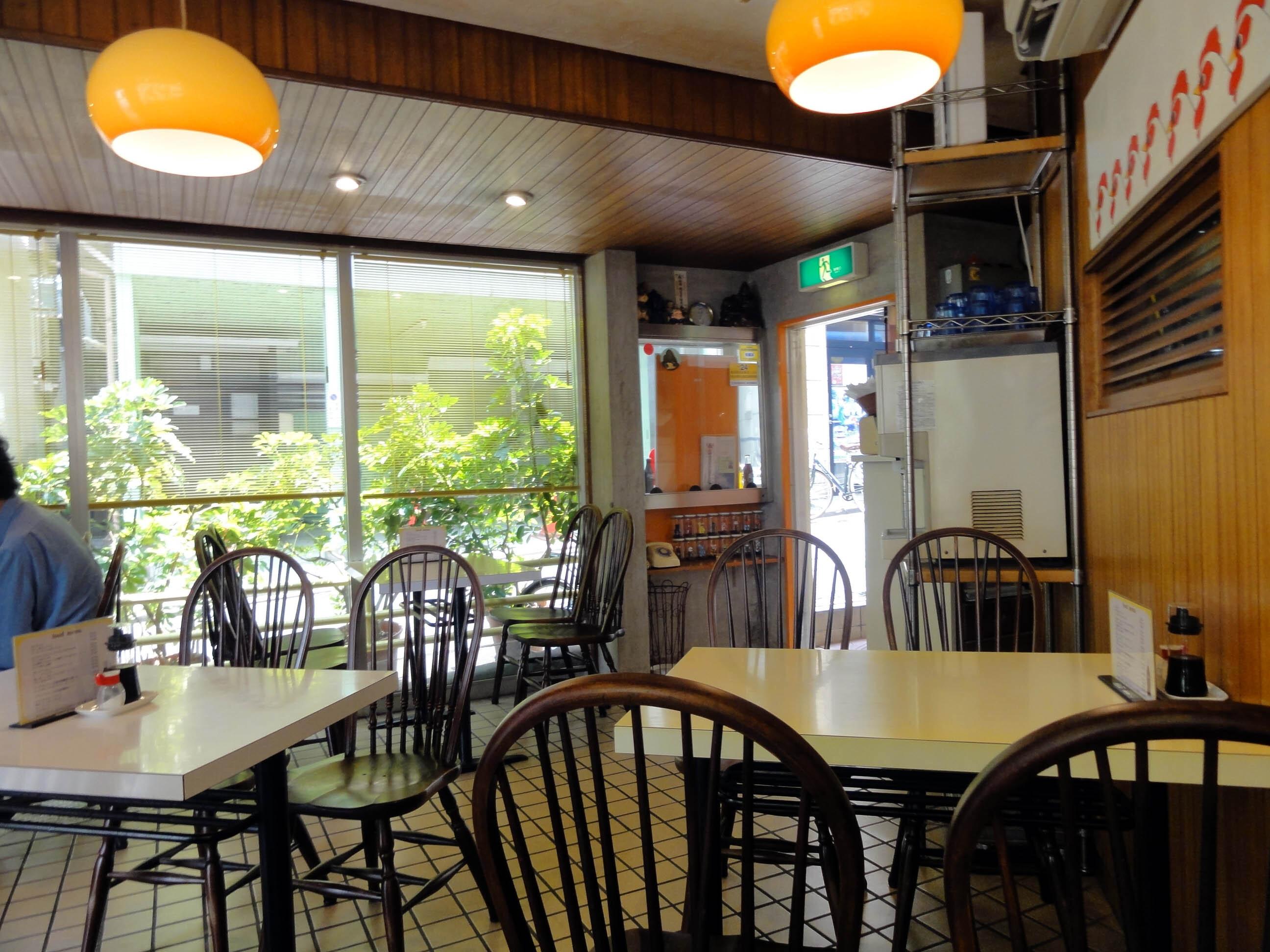 レストラン 白鳥
