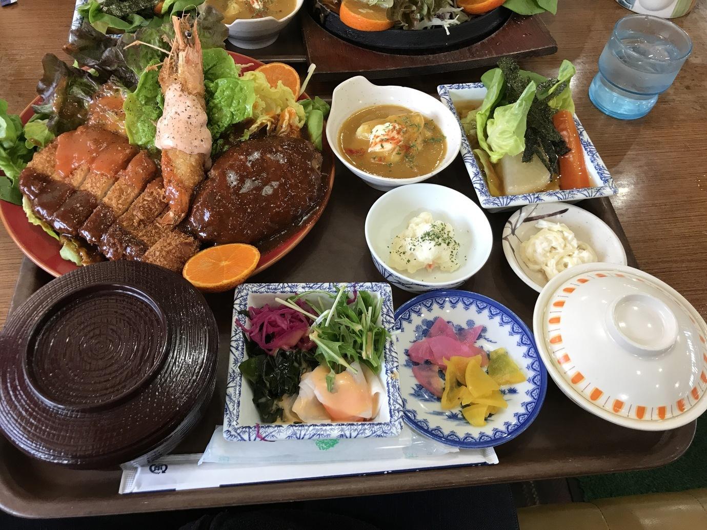 レストラン岡倉(定食 食堂・薩摩川内市)