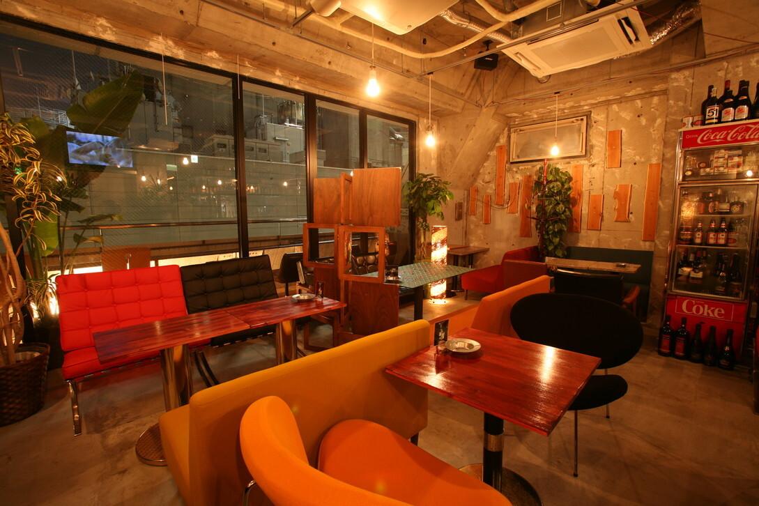 深夜,カフェ,深夜営業,渋谷,都内,東京,画像