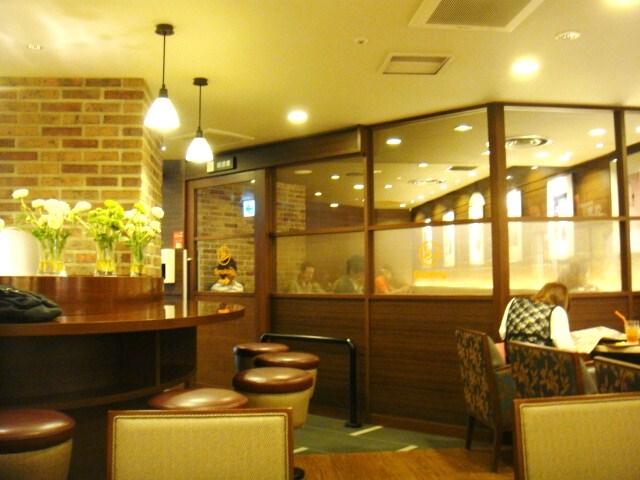 サンマルク 難波 サンマルクカフェ ディアモール大阪店