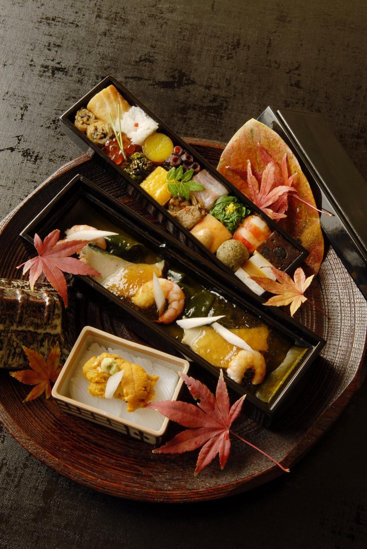 日本料理 京橋 婆娑羅
