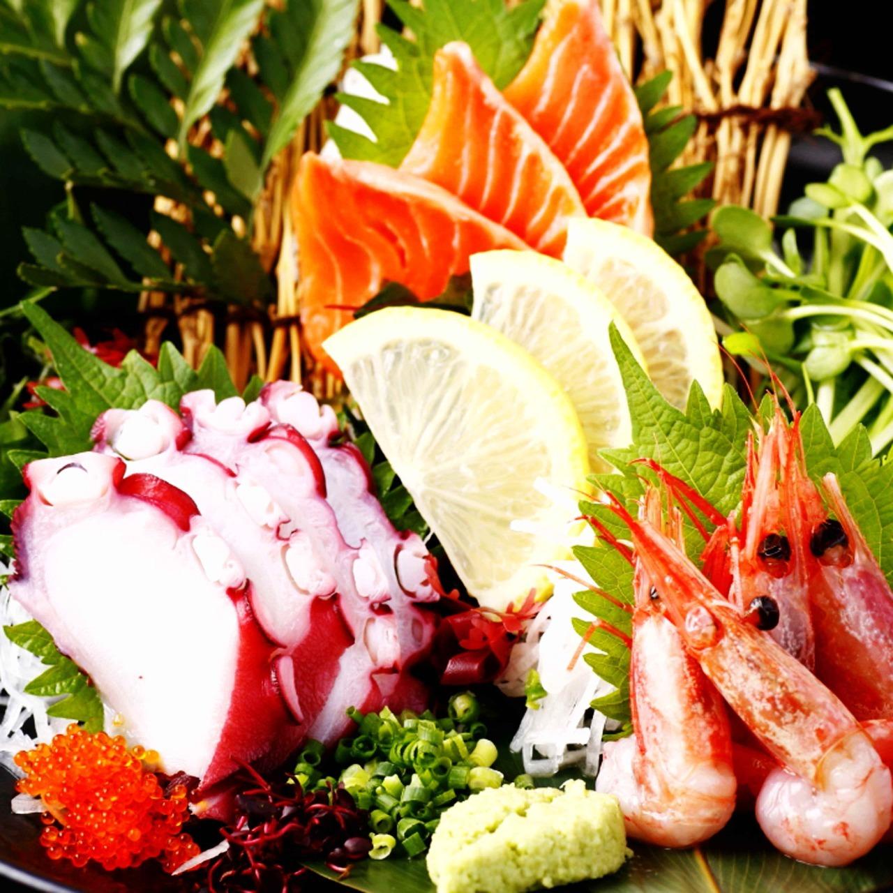 地酒と北海道産直鮮魚×個室居酒屋 季の庭 新橋店