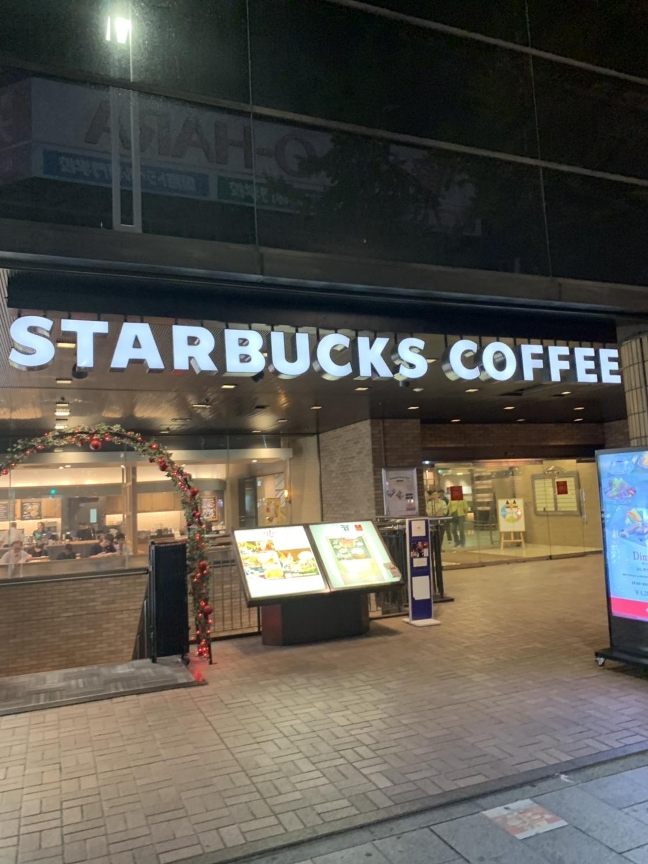 スターバックスコーヒー 栄広小路七間町店