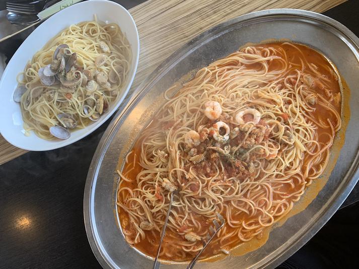 洋麺亭(パスタ・新伊勢崎)