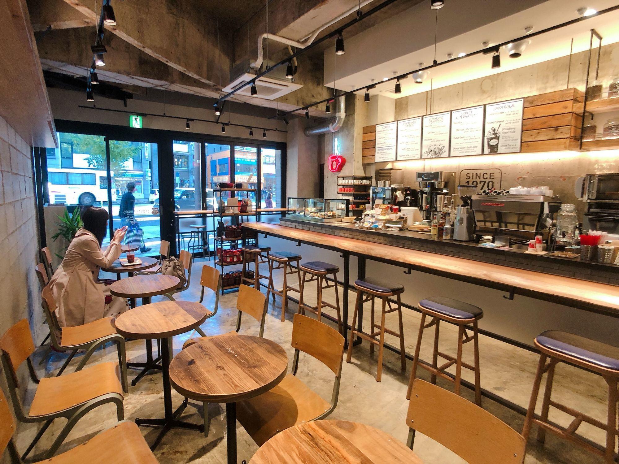 シアトルズ・ベスト・コーヒー天神昭和通り店