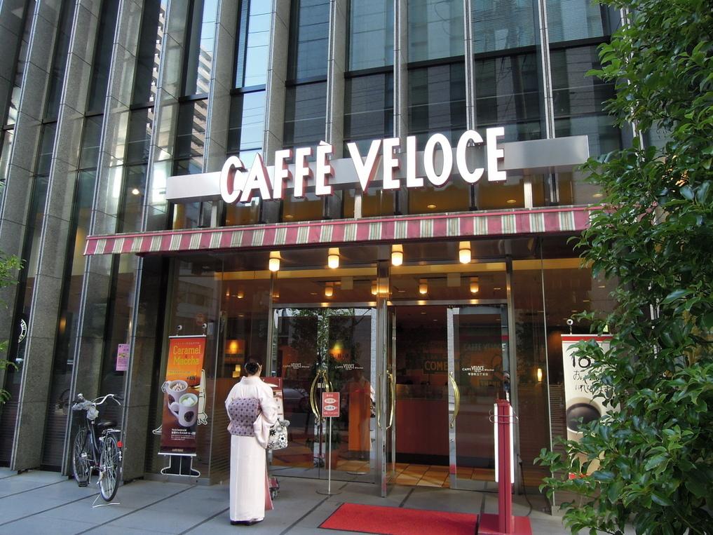 カフェ・ベローチェ 備後町三丁目店