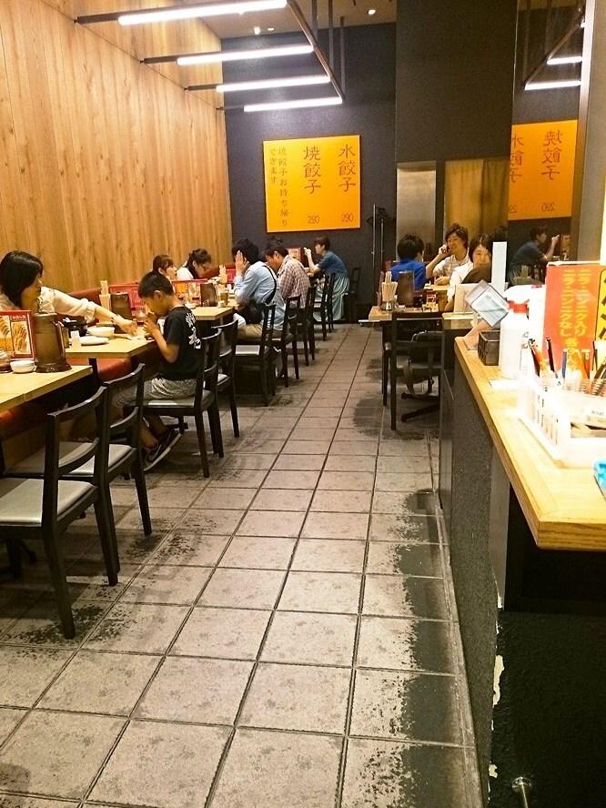 原宿餃子樓 グランツリー武蔵小杉店