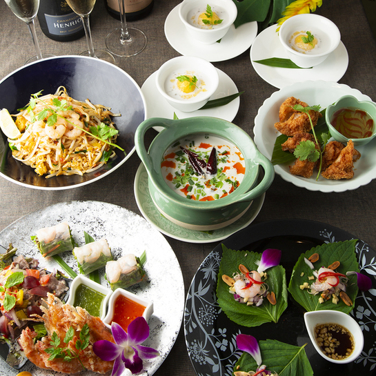 ジムトンプソンズテーブル タイランド 銀座 (JIM THOMPSON'S Table Thailand)