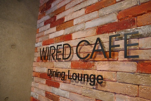 WIRED-CAFE ワイアードカフェ