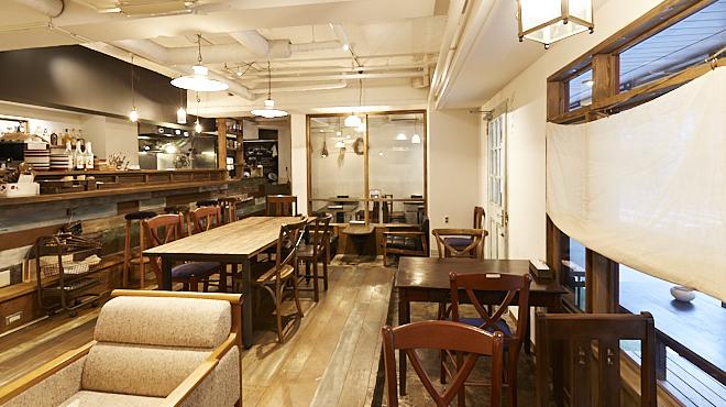 カフェ 錦糸 町 EZ CAFE・錦糸町店