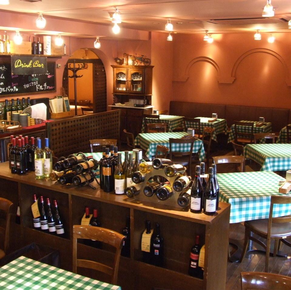 ナポリの下町食堂 池袋店?