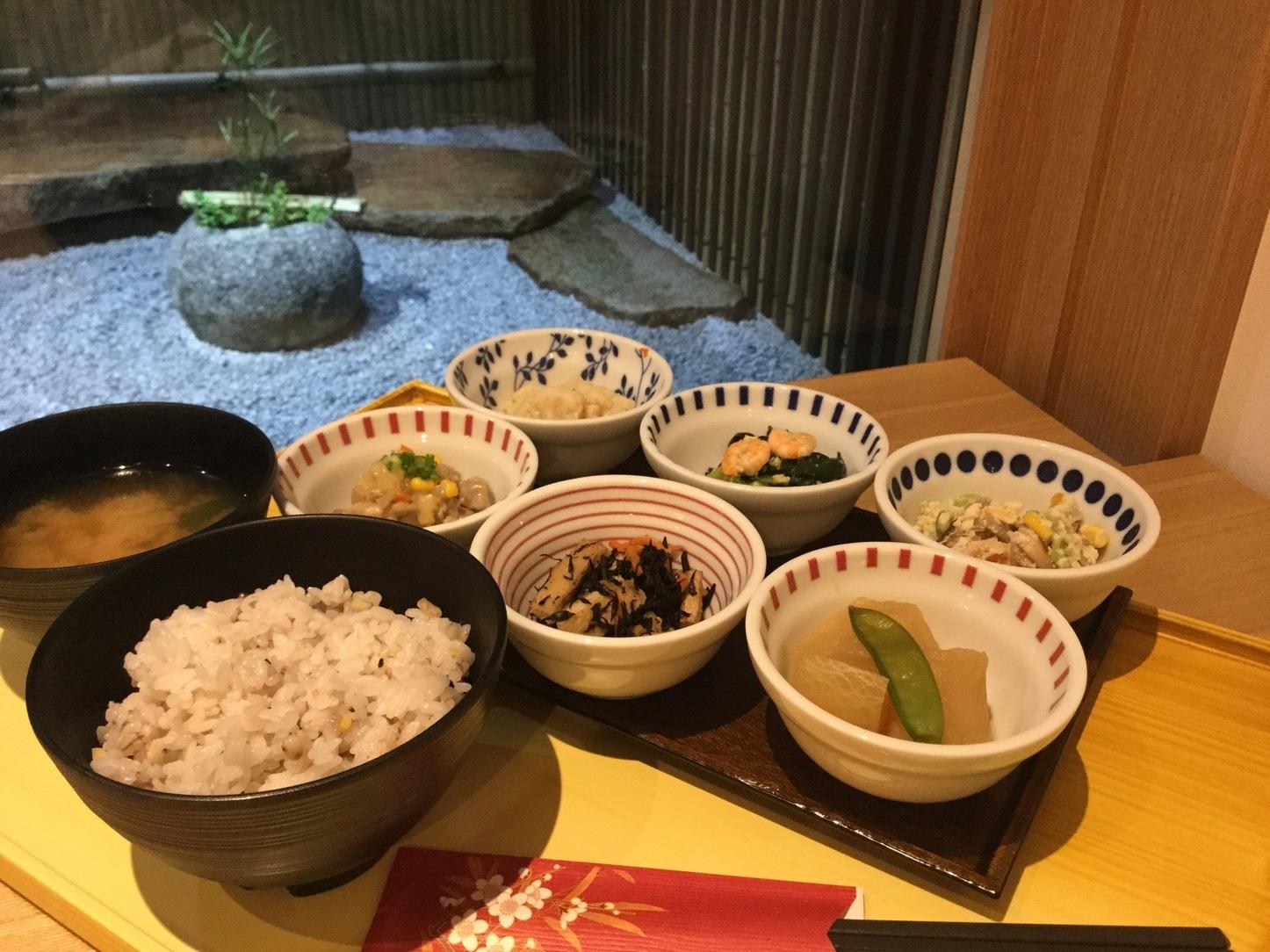 京菜味のむら 烏丸本店