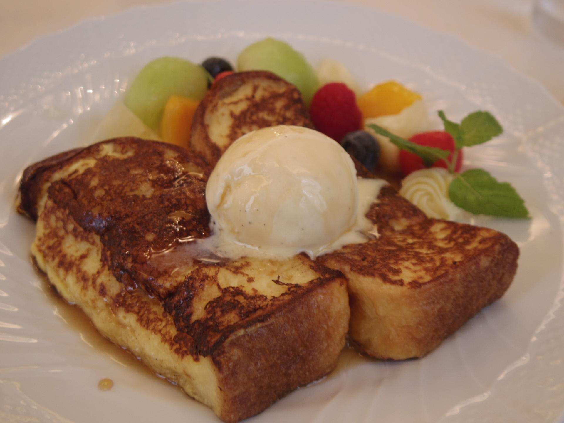 可以在復古的洋館享受限定蛋糕及午餐的「GOKAN-五感 北濱本館」! 米做的蛋糕和繽紛美味的甜點,不論是買來犒賞自己或當伴手禮送人都非常適合!