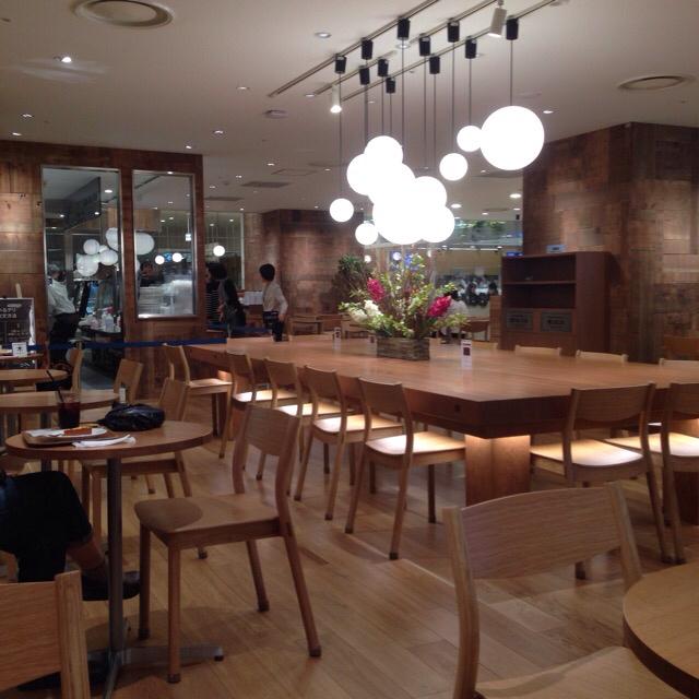 Cafe&MealMUJI 名古屋名鉄百貨店