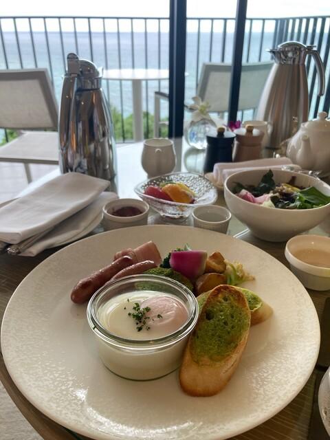 ハレクラニ 沖縄 朝食