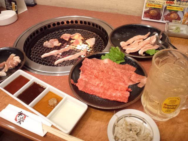 炭火焼肉酒家 牛楽 - 料理写真:
