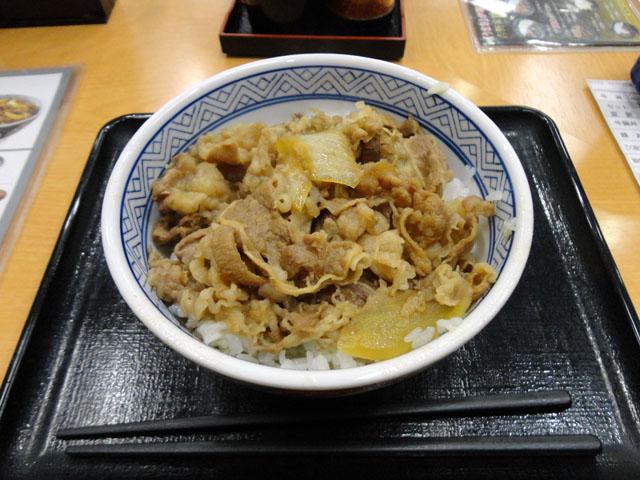 牛 丼 アタマ の 大盛り
