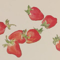 ミニ苺パフェ